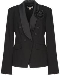 MICHAEL Michael Kors Suit Jacket - Black