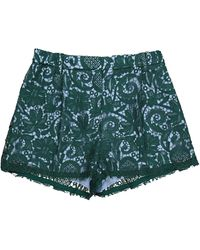 N°21 Shorts - Green