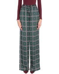 Suoli Casual Trouser - Green