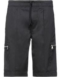 Paolo Pecora Shorts & Bermuda Shorts - Black