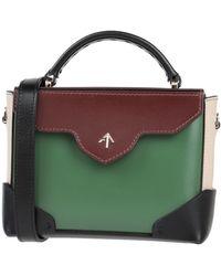 MANU Atelier Handbag - Green