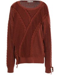 Cotton by Autumn Cashmere Jumper - Brown