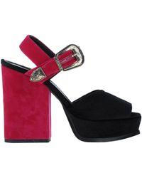 Tipe E Tacchi Sandals - Multicolour