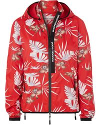 Paco Rabanne Jacket - Red