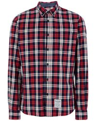 Fred Mello Shirt - Red