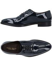 Brian Dales Lace-up Shoe - Blue