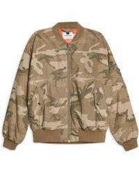 TOPMAN Jacket - Green