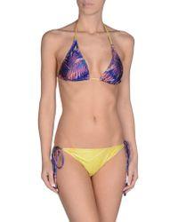 We Are Handsome Bikini - Purple