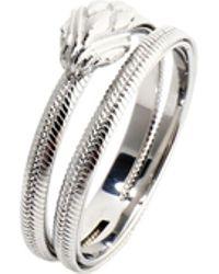 Just Cavalli - Ring - Lyst