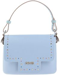 O bag Handbag - Blue