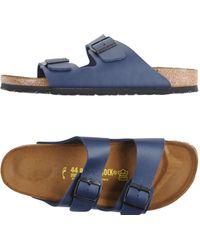 Birkenstock Sandalias - Azul