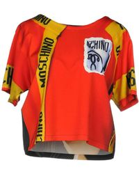 Moschino Blouse - Red