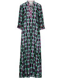 Le Sarte Pettegole Long Dress - Black
