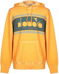 Diadora Sweatshirt - Orange