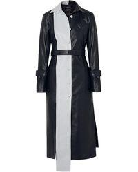 ROKH Vestito longuette - Blu
