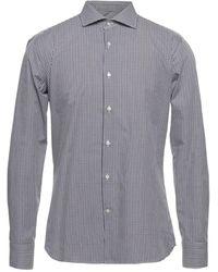 Michael Coal Shirt - Brown
