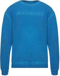Matchless Felpa - Blu