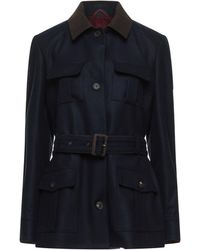 James Purdey & Sons Coat - Blue