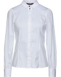 MY TWIN Twinset Camisa - Blanco