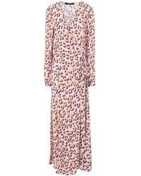 ANDAMANE Long Dress - Pink