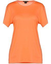 Ralph Lauren Black Label T-shirt - Arancione