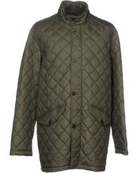 Brooks Brothers - Synthetic Down Jacket - Lyst