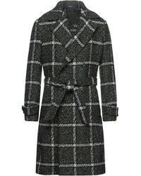 Drumohr Overcoat - Green