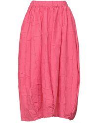 Collection Privée Long Skirt - Pink