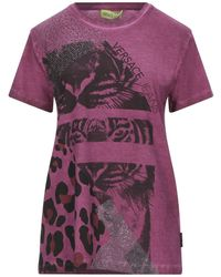 Versace T-shirt - Purple