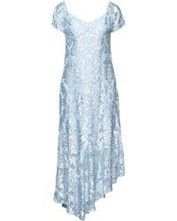 Alice McCALL Midi Dress - Blue