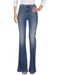 J Brand Pantalon en jean - Bleu