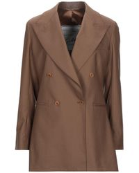 Giuliva Heritage Collection Suit Jacket - Brown