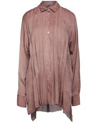 Masnada Camisa - Marrón