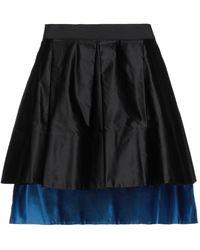 Cruciani Midi Skirt - Black