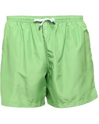 Fedeli Swim Trunks - Green