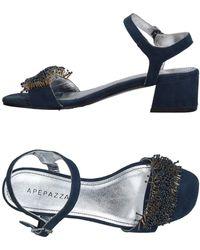 Apepazza Sandals - Blue