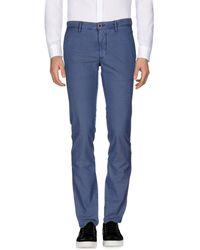 Incotex Casual Trousers - Blue