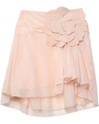 Emporio Armani Mini Skirt - Pink