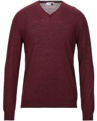 Heritage Sweater - Purple