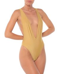 ViCOLO One-piece Swimsuit - Natural