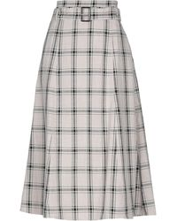 Gestuz 3/4 Length Skirt - Multicolour