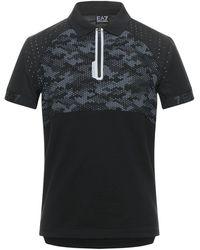 EA7 Polo Shirt - Black