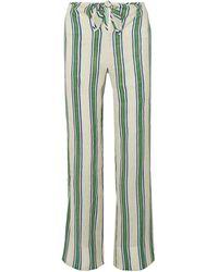 Tory Burch Casual Pants - White