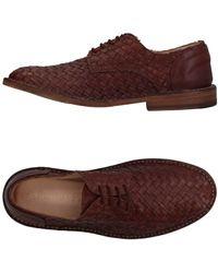 Punto Pigro Lace-up Shoes - Brown