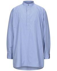 Qasimi Shirt - Blue