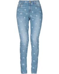MICHAEL Michael Kors Denim Trousers - Blue