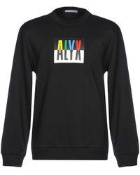1017 ALYX 9SM Sweat-shirt - Noir