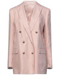 Tagliatore 0205 Suit Jacket - Pink