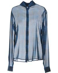 Alessandro Dell'acqua - Shirts - Lyst