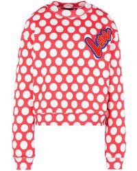 Love Moschino - Sweatshirts - Lyst